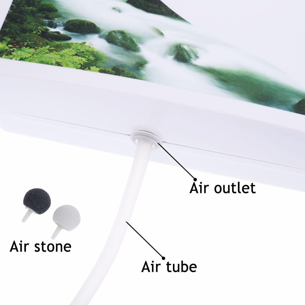 מחולל אוזון ביתי - תחתית המכשיר