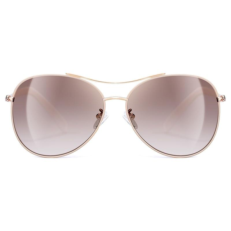 COLOSSEIN Sunglasses Women Fashion Gold Frame Classic  Female Sun Glasses 2019 For Men Outdoor Eyewear gafas de sol mujer UV400