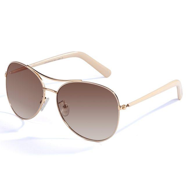 COLOSSEIN Sunglasses Women Fashion Gold Frame Classic  Female Sun Glasses 2019 For Men Outdoor Eyewear gafas de sol mujer UV400