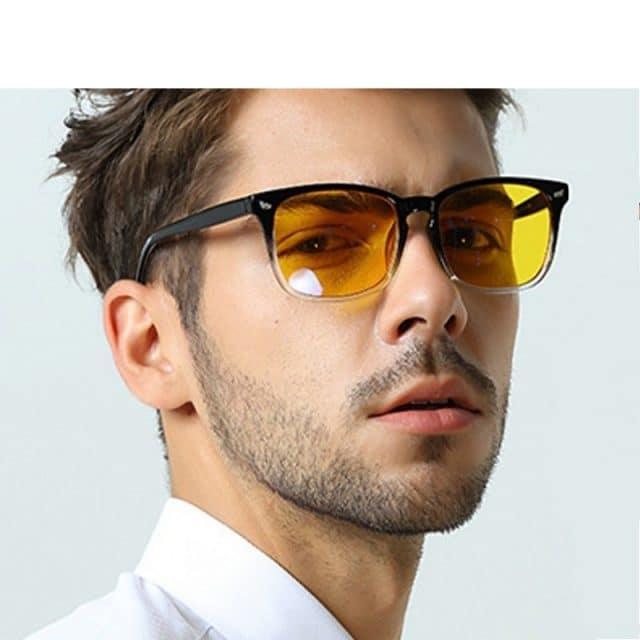 Brand Goggles Anti-blue light Glasses Men Women Computer Gaming Eyeglasses Oversized Frame AntiUV Anti Blue Rays Eyewear