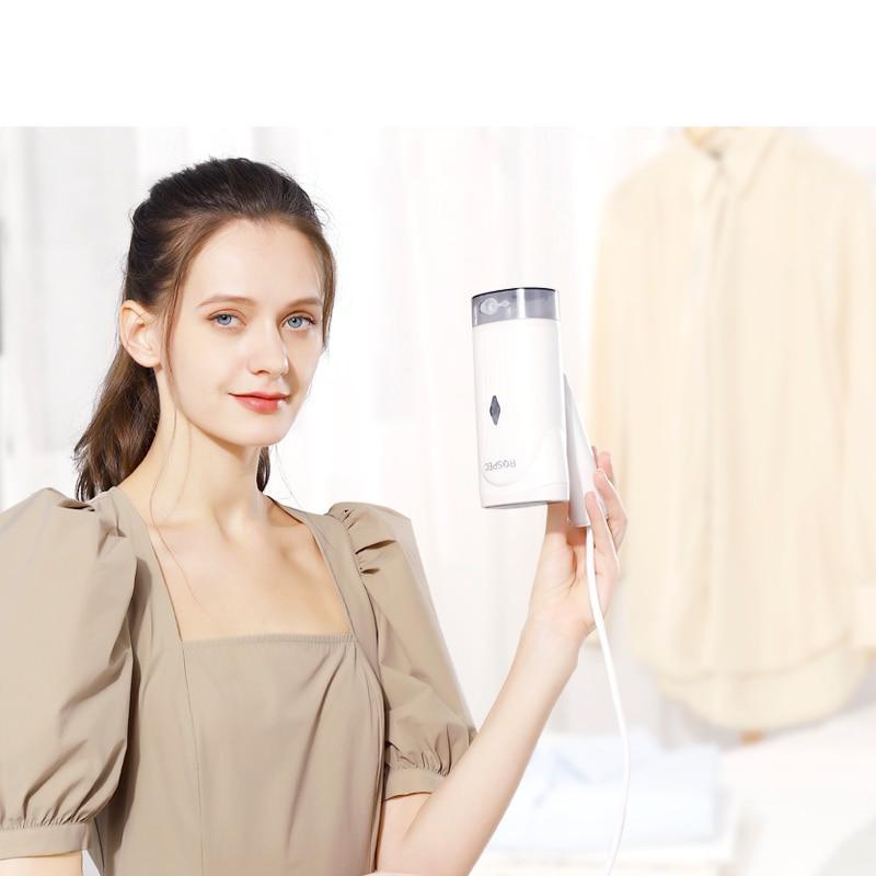 ROSPEC Steam Brush Clothes Generator Foldable Handheld Garment Steamer Steam Ironing Machine Steamer Iron Portable For Traveling
